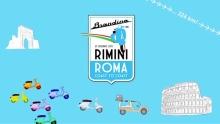Anno: 2011<br /> <br /> Brandina &egrave; un marchio vivace, solare, ed ogni anno da il via a numerose inizitive per chi ama la sua filosofia...<br /> <br /> Nell'estate del 2011 ha organizzato un magnifico Coast To Coast&nbsp;italiano: da Rimini a Roma con le mitiche Vespa! A cavallo di questo mezzo unico per portare il mare Adriatico a contatto con il Tirreno evitando le strade di grande percorrenza, preferendo quindi la storica Flaminia.<br /> <br /> Il video &egrave; un racconto di questa bellissima avventura raccolto con la testimonianza dei suoi protagonisti...  &nbsp;