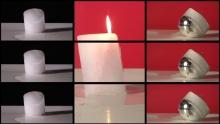 Anno: 2008<br /> <br /> Video installazione su 9 monitor che formano un videowall all'interno della prestigiosa boutique d'alta moda Ratti, di Pesaro. Ideato dal designer Marco Morosini, e montato da Marco Poderi in collaborazione con Stefano Salimbeni, il video &egrave; stato realizzato per Natale 2008 ed &egrave; stato integrato in un progetto pi&ugrave; ampio per cui gli oggetti del video sono stati collocati all'interno del negozio in un frigorifero aperto, unito idealmente al video da un lungo tappeto rosso.   Concept: Marco Morosini Studio<br /> Direzione creativa: Giovanni Scialpi<br /> Riprese video: Tommaso Monaldi<br /> Allestimento set: Matteo Pierini<br /> Grafica: Luca Vagnini<br /> Montaggio: Stefano Salimbeni e Marco Poderi