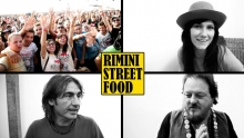 Rimini Street Food, un progetto di Rolling Stone in collaborazione con Ducati e Comune di Rimini presenta Italy Loves Emilia - Backstage Campovolo 2012 - Regia di Marco Poderi.&nbsp;   &lt;p&gt;   www.riministreetfood.com&lt;br /&gt;   facebook.com/riministreetfood   &lt;/p&gt;   &lt;p&gt;   I pi&ugrave; grandi interpreti della musica Italiana si sono riuniti a Campovolo 2012 per aiutare i terremotati dell'Emilia Romagna... nasce cos&igrave; Italy Loves Emilia, un evento che ha unito circa 200.000 persone di fronte al palco e numerosi milioni davanti alla TV.   &lt;/p&gt;   &lt;p&gt;   Rimini Street Food ha partecipato all'evento di solidariet&agrave; curando il catering dell'evento con il cibo da strada e realizzando questo video del backstage. Alcuni grandi personaggi dello spettacolo e della musica Italiana, presenti all'evento, ci hanno regalato qualche battuta sul nostro amato Street Food.&nbsp;   &lt;/p&gt;   &lt;p&gt;   Video: Marco Poderi&lt;br /&gt;   Musica: Martin Rinaldi   &lt;/p&gt;   &lt;p&gt;   Credits completi a fine video.   &lt;/p&gt;   <br />