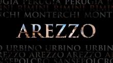 Anno: 2015      Terre di Piero: Arezzo.      Il maestro Piero Della Francesca unisce quattro regioni e sei comuni per un progetto turistico che parte dall'arte e arriva al cibo, allo sport e al divertimento. Questo il video che presenta la città di Arezzo